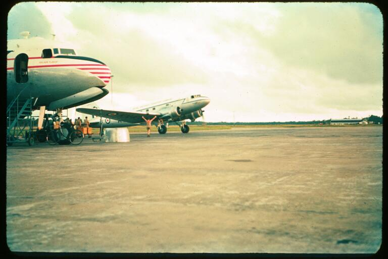 DC3 and DC6